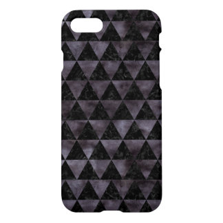TRIANGLE3 BLACK MARBLE & BLACK WATERCOLOR iPhone 8/7 CASE