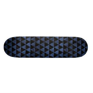TRIANGLE3 BLACK MARBLE & BLUE STONE SKATEBOARDS