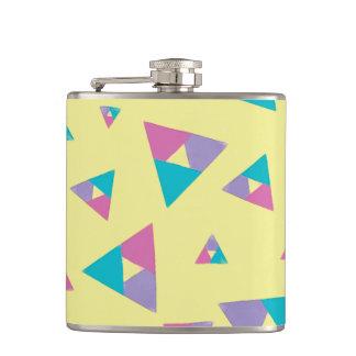 Triangle 1 hip flask