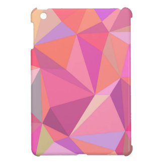 Triangle abstract case for the iPad mini