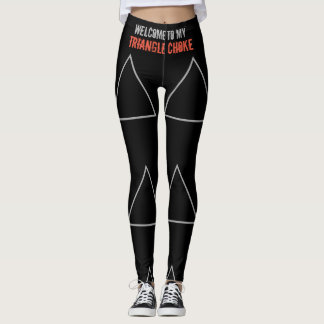 Triangle Choke Leggings