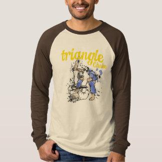 Triangle Choke shirt