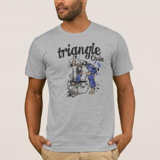 Triangle choke t-shirt