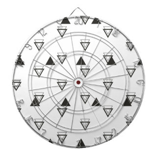 triangle dartboard
