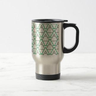 triangle galaxy travel mug