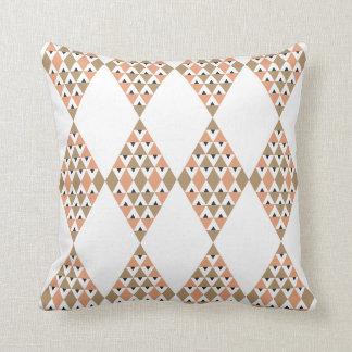Triangle Love Throw Cushion