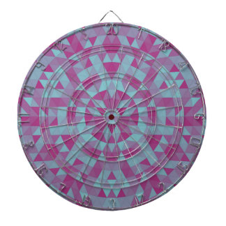 Triangle mandala 2 dartboard
