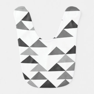Triangle Modern Bib
