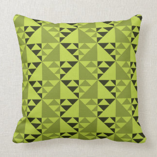 Triangle Pattern - Throw Pillow