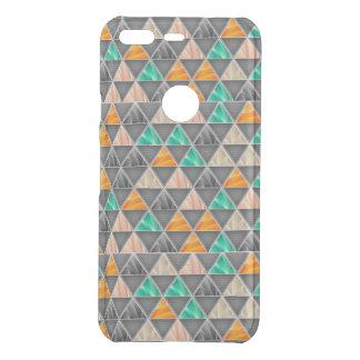 Triangle Pattern Uncommon Google Pixel Case