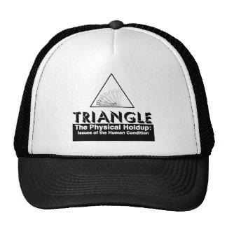 TRIANGLE Physical Holdup Body Shape Trucker Hat