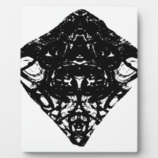 triangle plaque