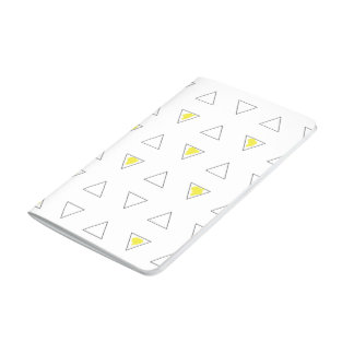 Triangle Pop Notebook