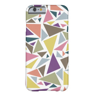Triangle Scatter Barely There iPhone 6 Case