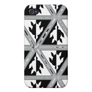 Triangle Turtle iPhone Case iPhone 4/4S Case