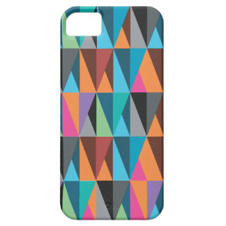 Triangle Variety iPhone SE/5/5S Barely There Case