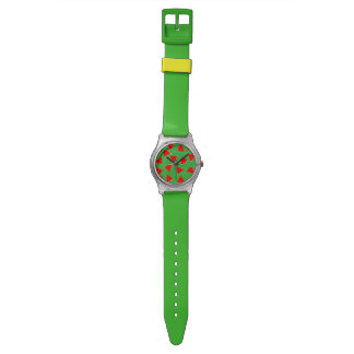 triangle watermelons wristwatches
