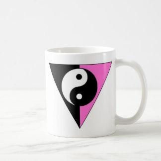 Triangle Yin Yang Mug