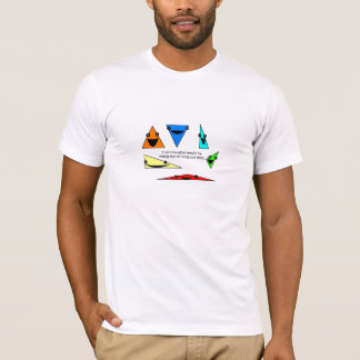 Triangles Are Fun! T-Shirt