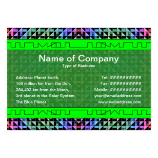 Triangles Business Cards