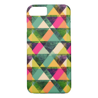 Triangles Colorful iPhone 7 Case