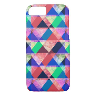 Triangles Colorful iPhone 8/7 Case