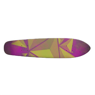 triangles custom skateboard