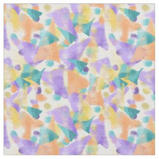 Triangles Galore Pastel Fabric