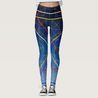 TRIANGLES LEGGINGS