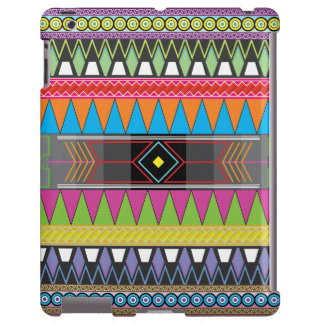 Triangular Colors iPhone and iPad Case