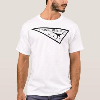 Triangularsaurus Rex T-Shirt