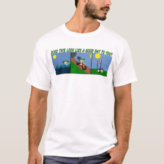 Triathalon muscle T T-Shirt