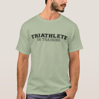 Triathlete In Training Tee