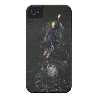 Triathlete iPhone 4 Case-Mate Case