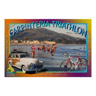 triathlon 2010 flattened image1 poster