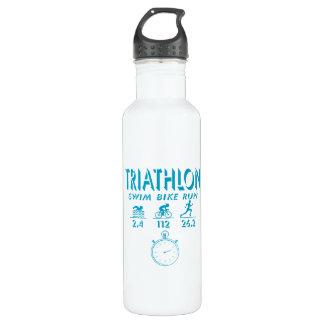 Triathlon 710 Ml Water Bottle