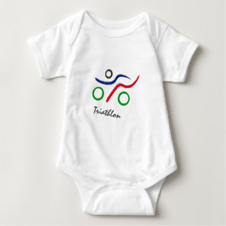 Triathlon best seller! baby bodysuit