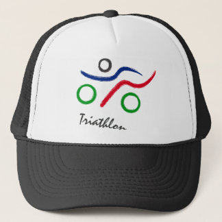 Triathlon best seller! trucker hat