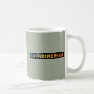 Triathlon Cool Design Coffee Mug