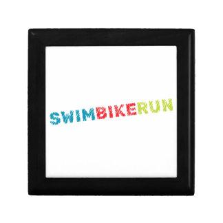 Triathlon Cool Design Gift Box