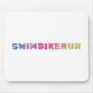 Triathlon Cool Design Mouse Pad