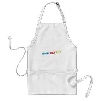 Triathlon design standard apron