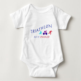 Triathlon, Do it Spooked Baby Bodysuit