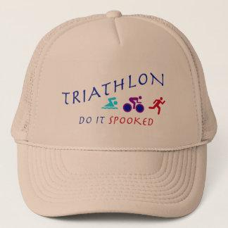 Triathlon, Do it Spooked Trucker Hat