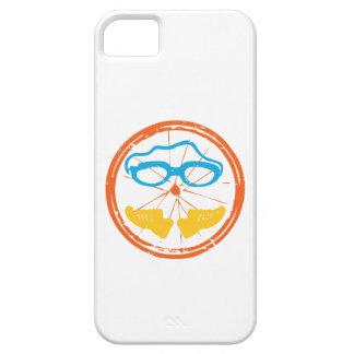 Triathlon fun design case for the iPhone 5