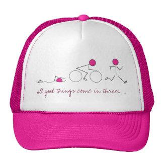 triathlon hat