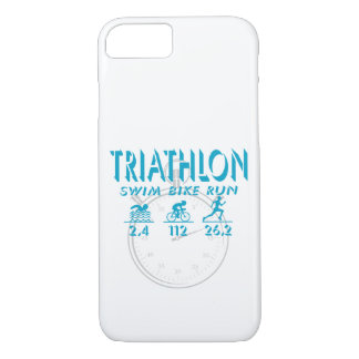 Triathlon iPhone 8/7 Case