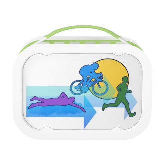 Triathlon Lunch Box