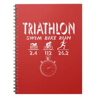 Triathlon Notebooks