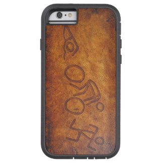 Triathlon Petroglyph Tough Xtreme iPhone 6 Case
